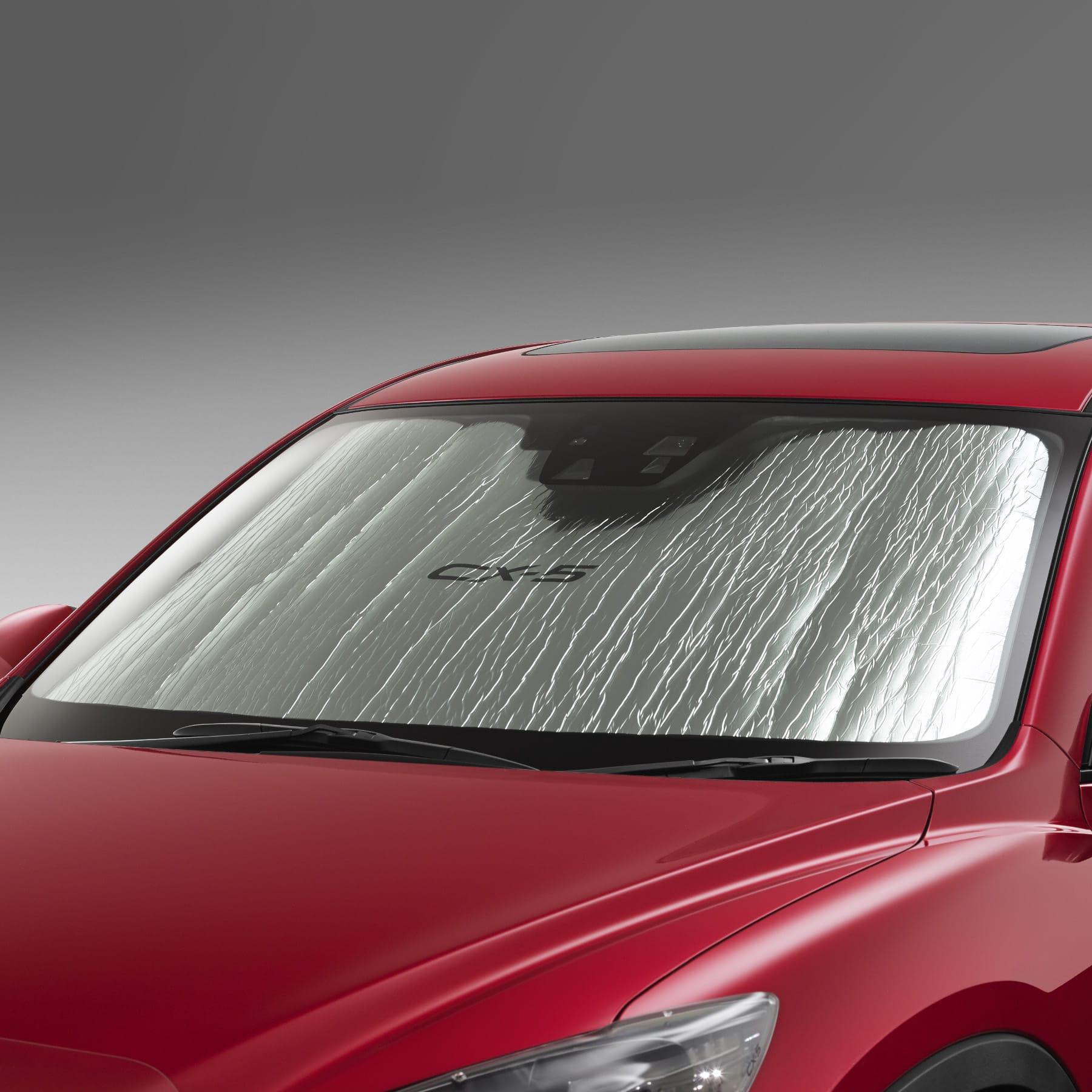 Ke11accss Collapsible Sun Screen Mazda Accessories