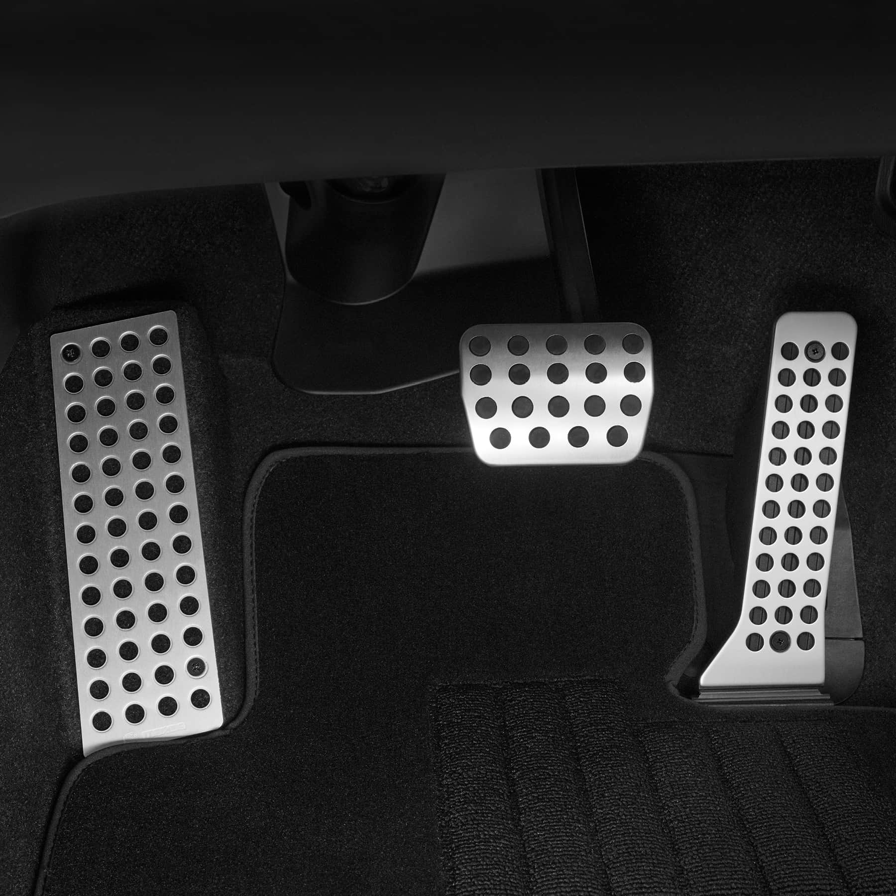 Alloy Pedal Covers At Mazda Accessories