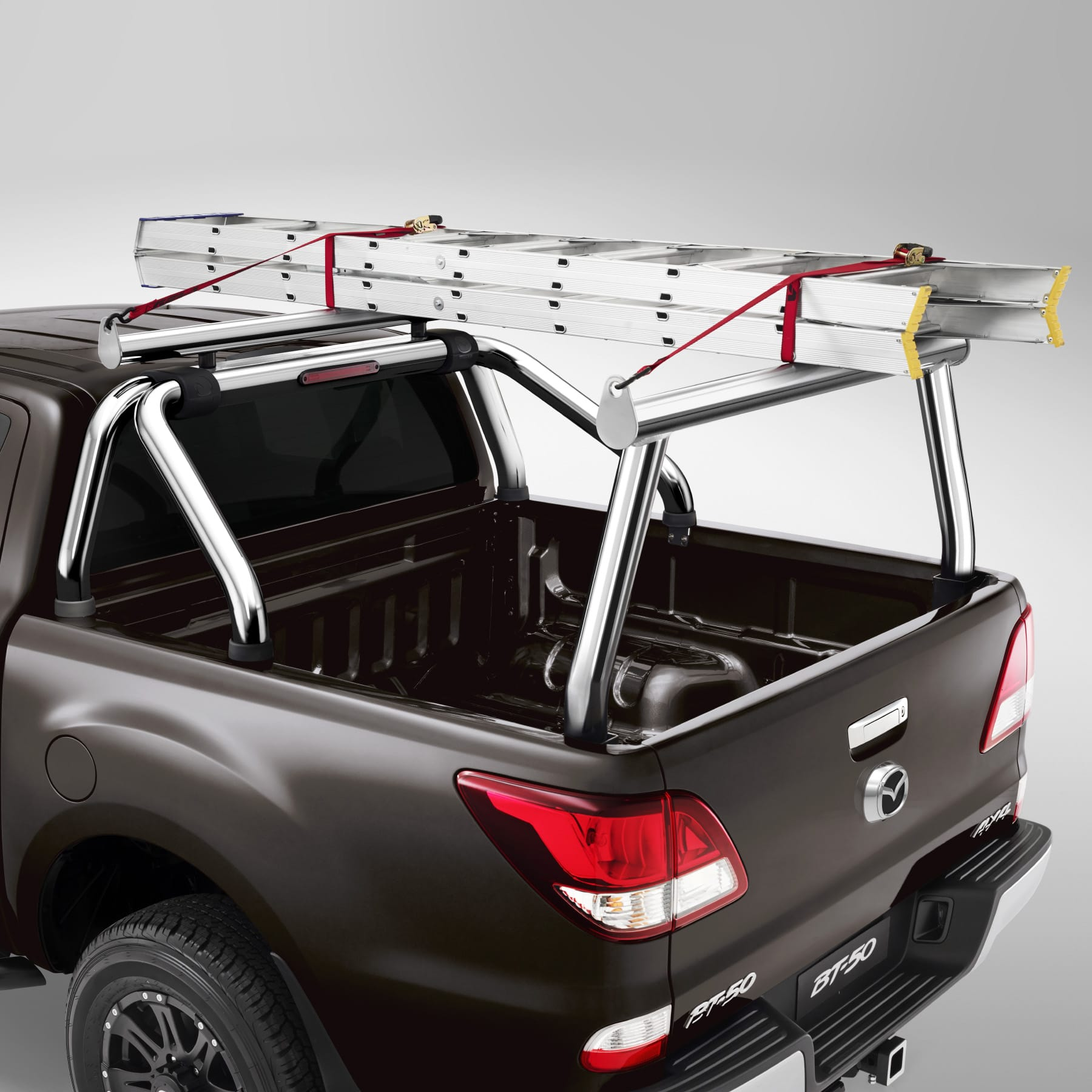Roof Rack Ladder >> Mazda Accessories | Personalise Your Mazda BT-50