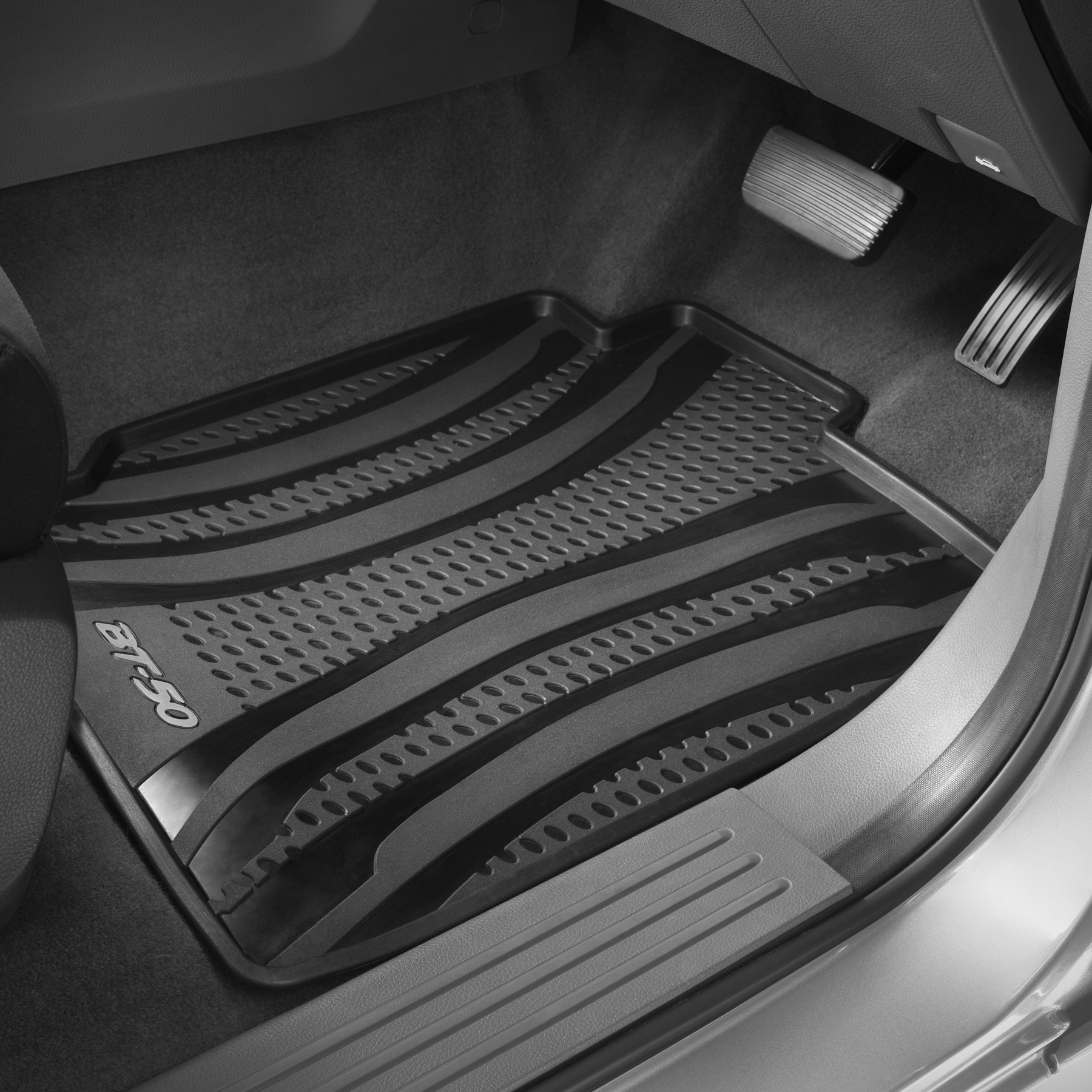 Mazda accessories personalise your mazda bt 50 for 1800 50 floor