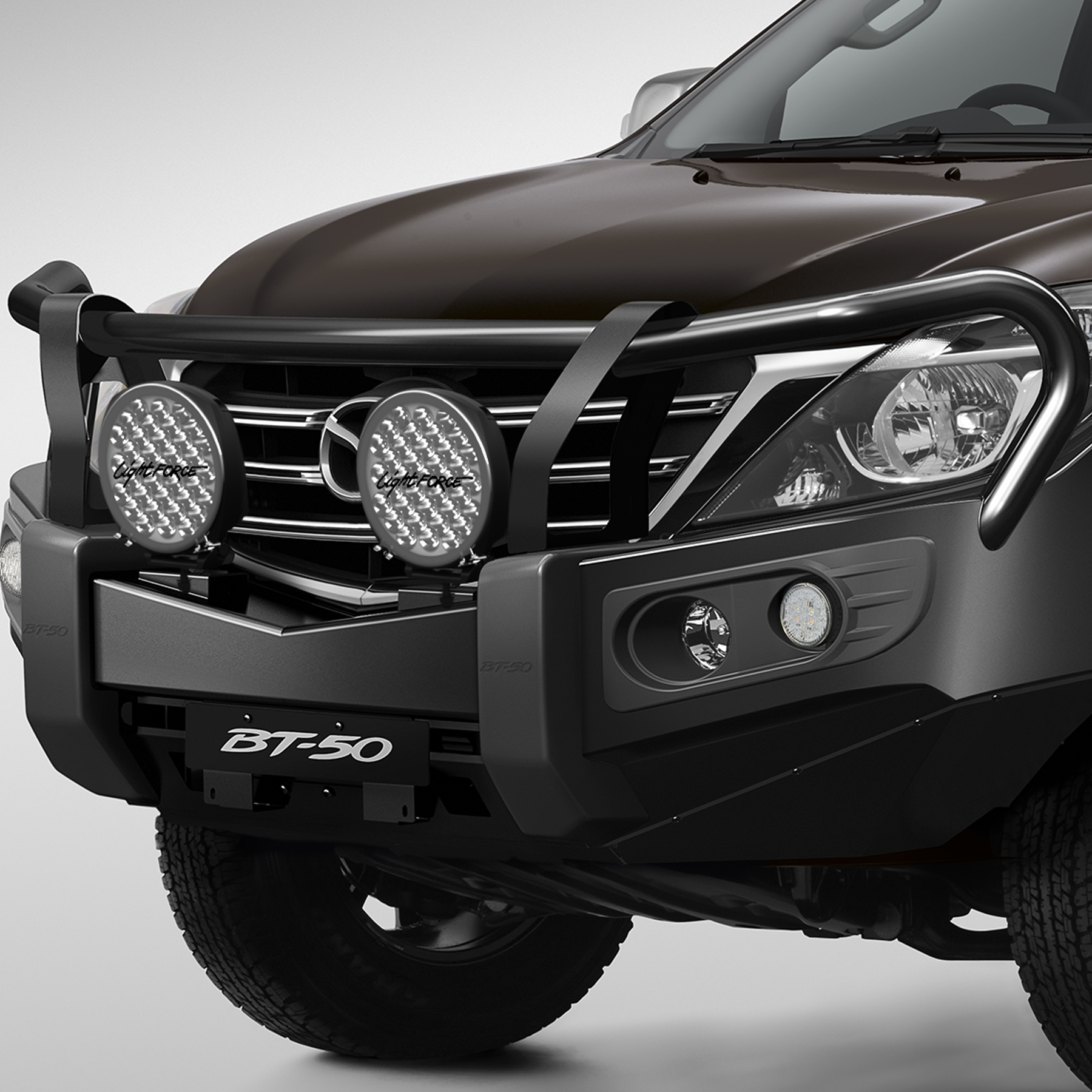 Mazda Accessories | Personalise Your Mazda BT-50