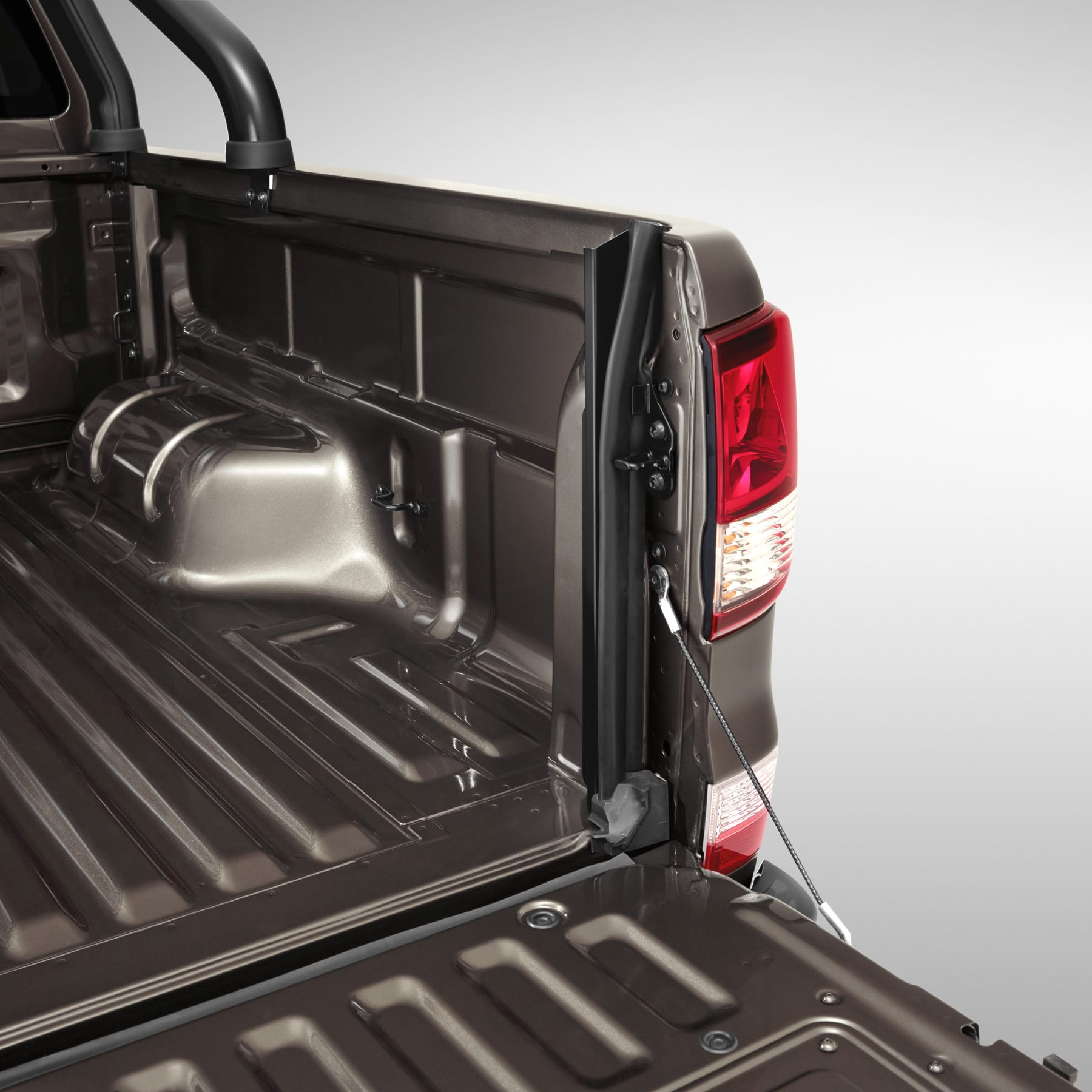 Tailgate Dust Seal
