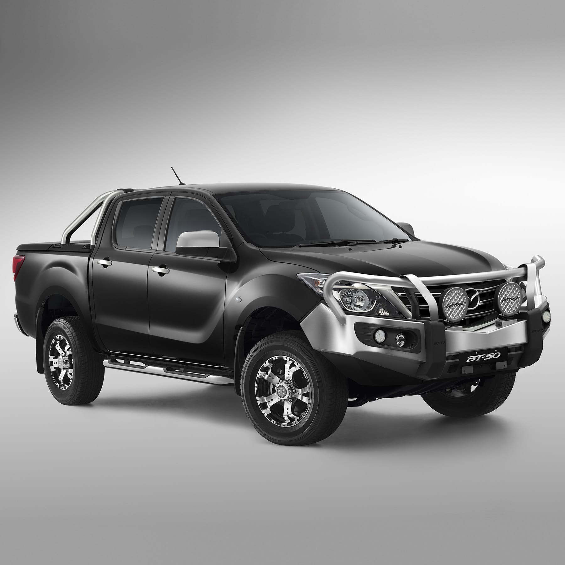 Mazda Accessories | Personalise Your Mazda BT-50
