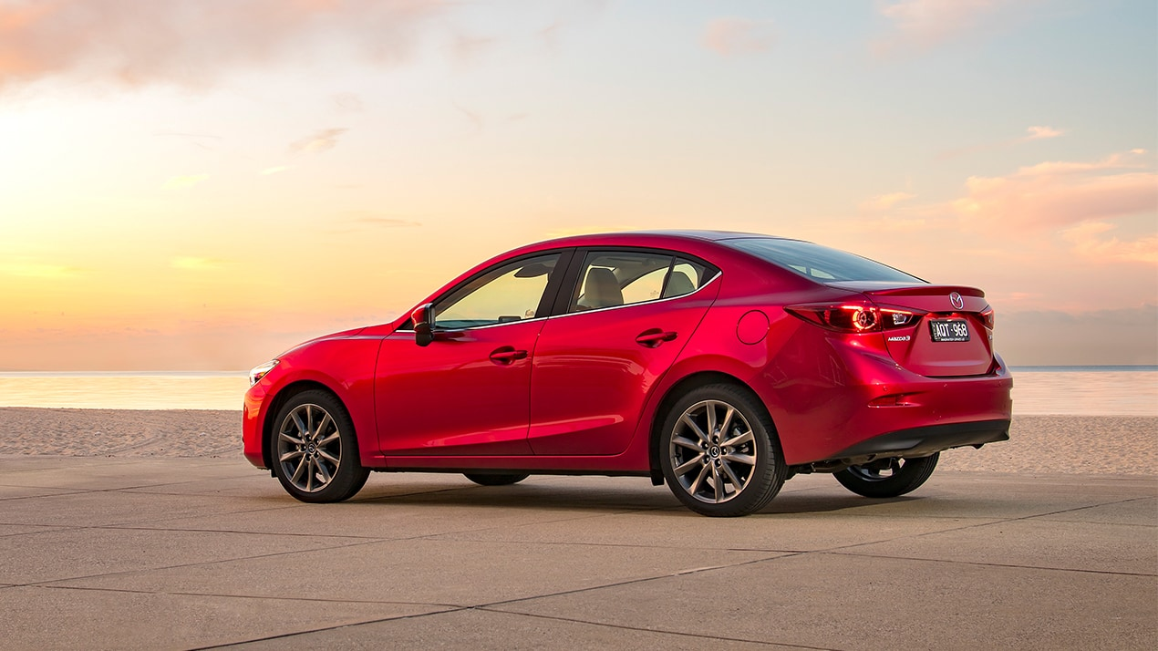 More to love about Mazda3