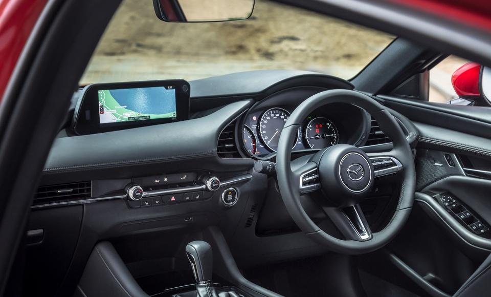 Next gen mazda3 specs pricing mazda australia - Mazda 3 hatchback interior dimensions ...