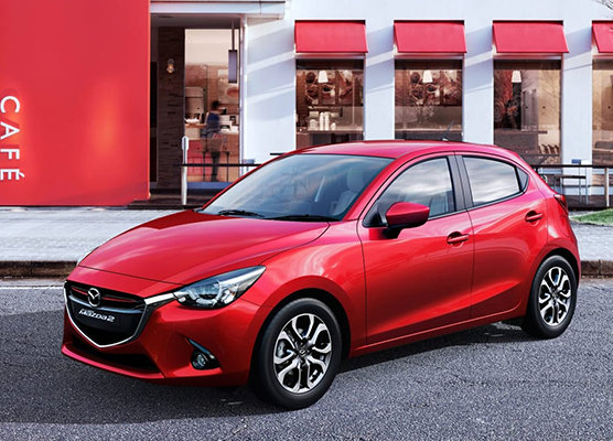 Mazda begins production of All-New Mazda2 in Thailand