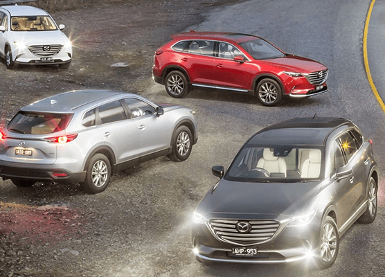 Brand-New Mazda CX-9 makes the final 10 in the 2017 World Car of the Year