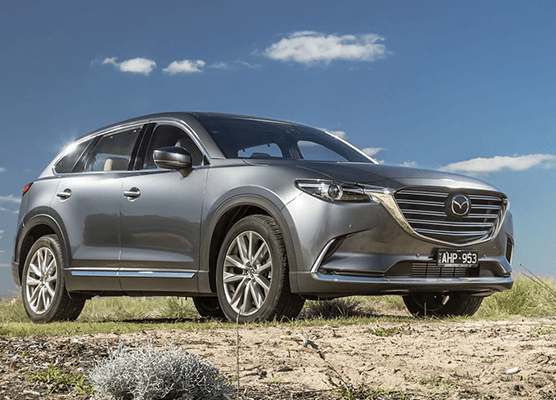 Brand-New Mazda CX-9 wins carsales.com.au Car of the Year