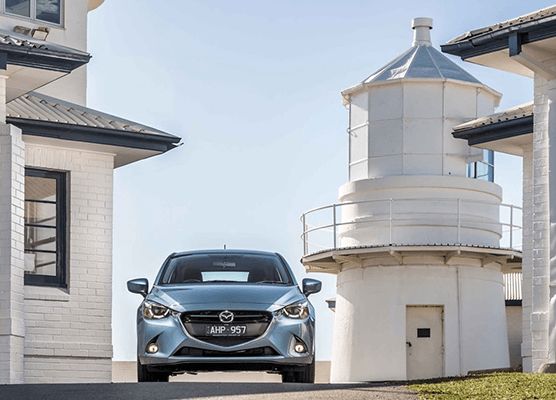 Mazda boosts monthly sales average over 10,000