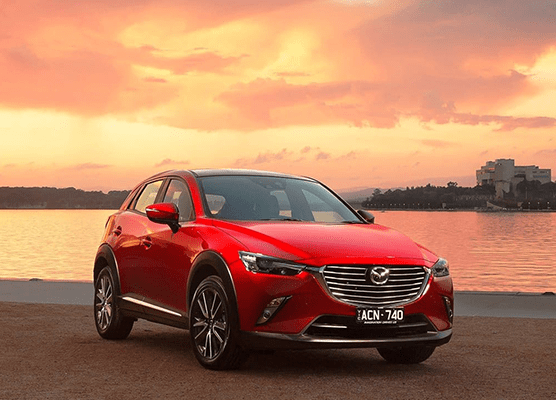First-Ever Mazda CX-3 propels Mazda to all-time sales record - best start to a year ever