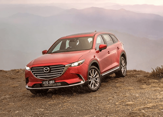 A record month for CX-9 as Mazda powers to best-ever annual sales