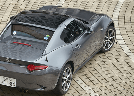Open top joy - All-New Mazda MX-5 RF lands in February