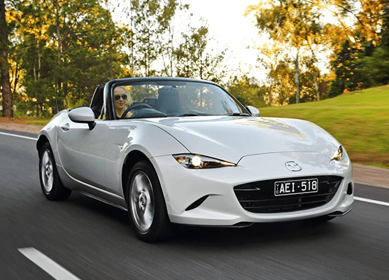 Mazda MX-5 wins 'Wheels Car of the Year' for the third time