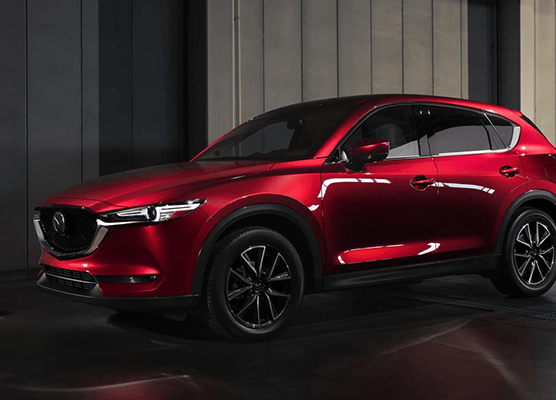 Mazda develops new body colour - Soul Red Crystal