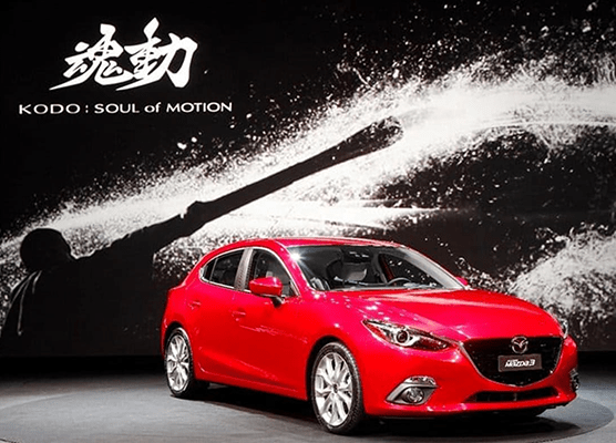 Mazda3 makes Car of the Year 2014 shortlist