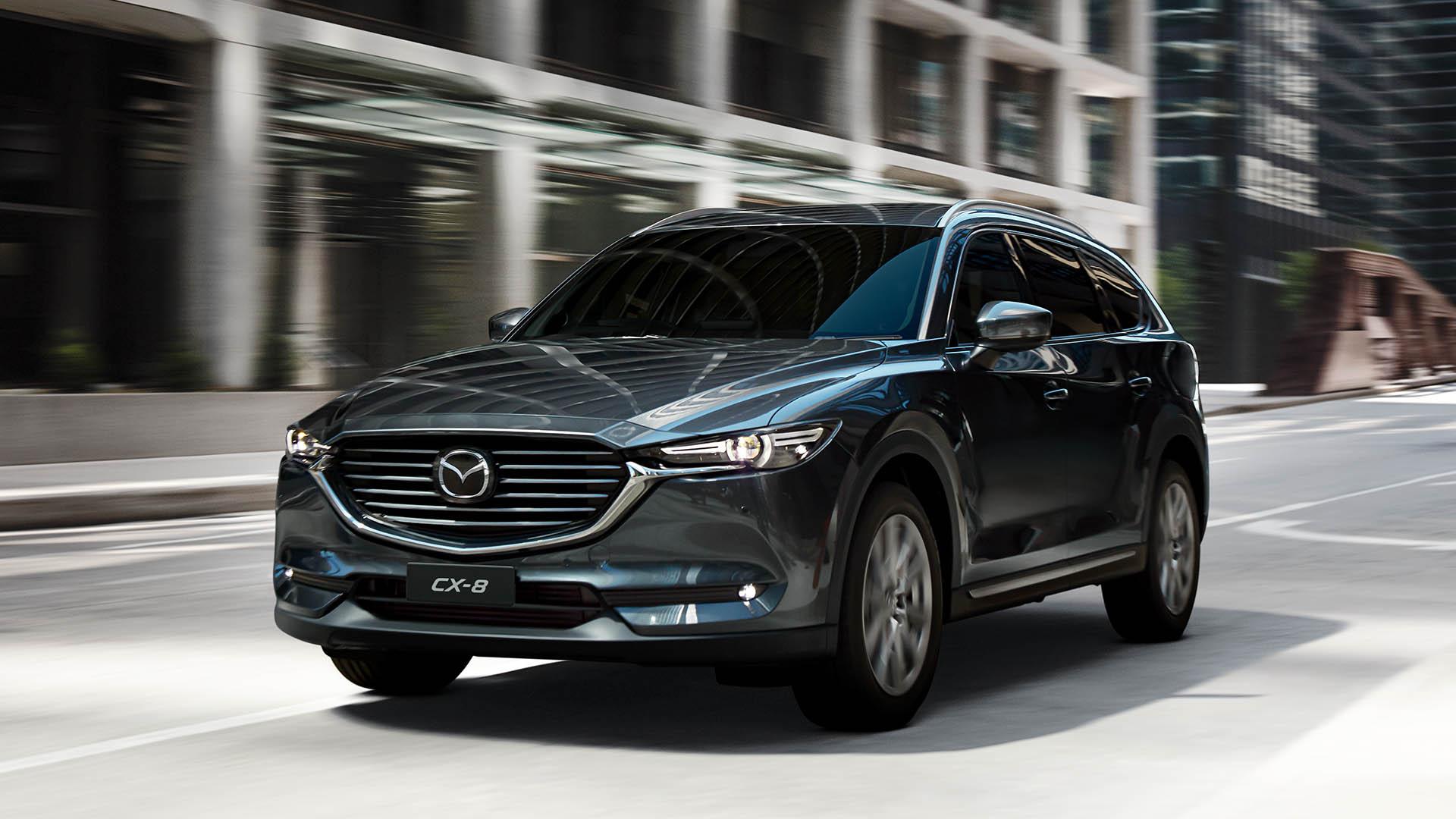 Brand-New Mazda CX-8 Diesel. Coming soon | Mazda Australia