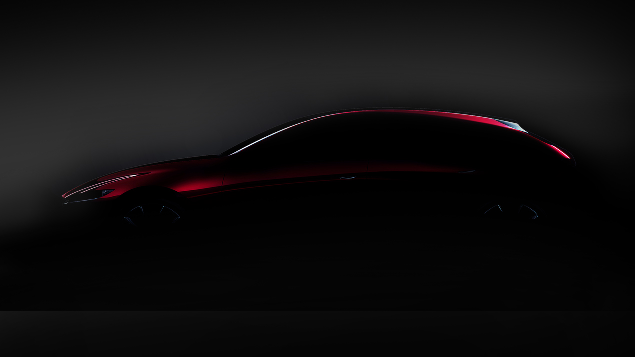 Mazda reveals two concept models at the Tokyo Motor Show