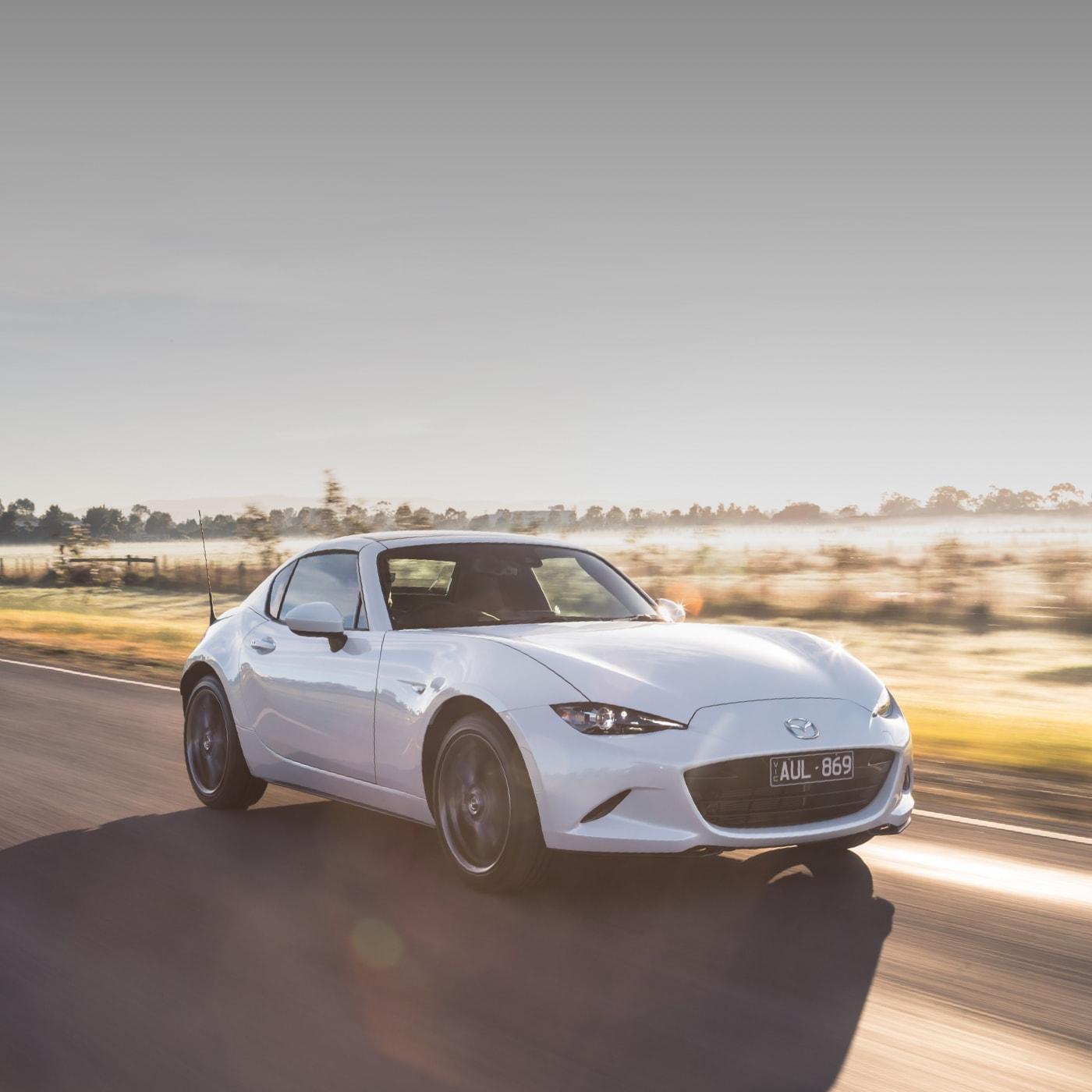 Sports Cars Mazda Australia