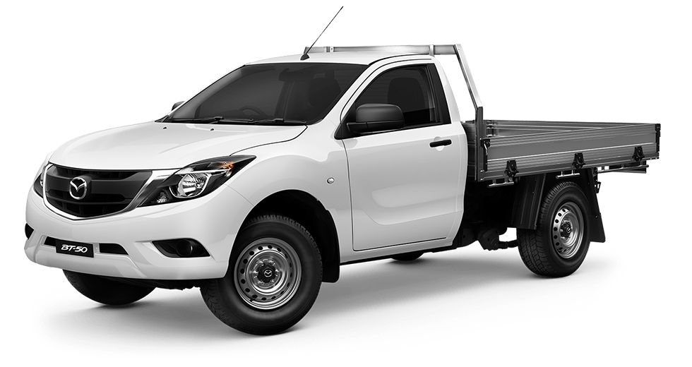 Mazda Bt 50 The Toughest 4x4 Amp 4x2 Work Ute
