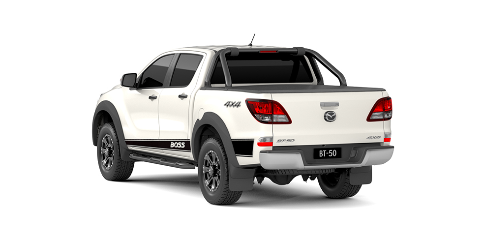 Mazda BT-50 | 4x4 & 4x2 that's built like a BT-50