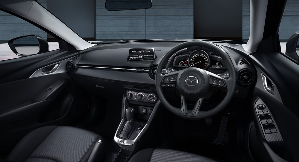 Available In CX 3 Neo Only.