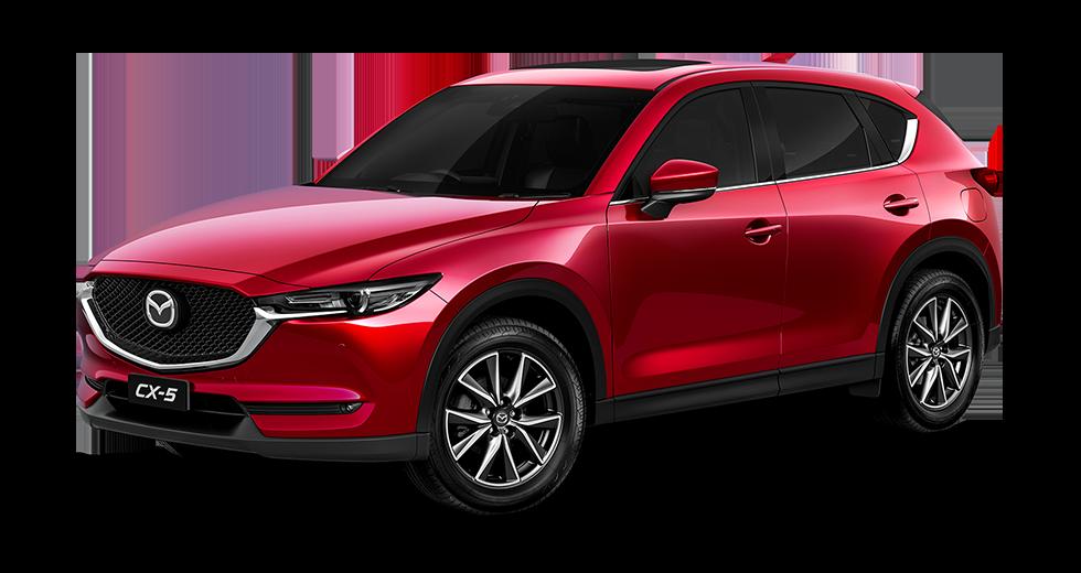 CX-5 Range | FWD or AWD