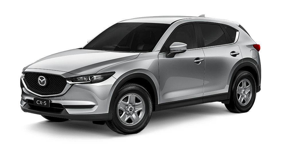 Mazda cx5 engine size