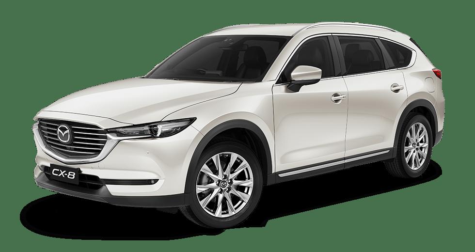 Mazda CX-8 | 7-seater SUV