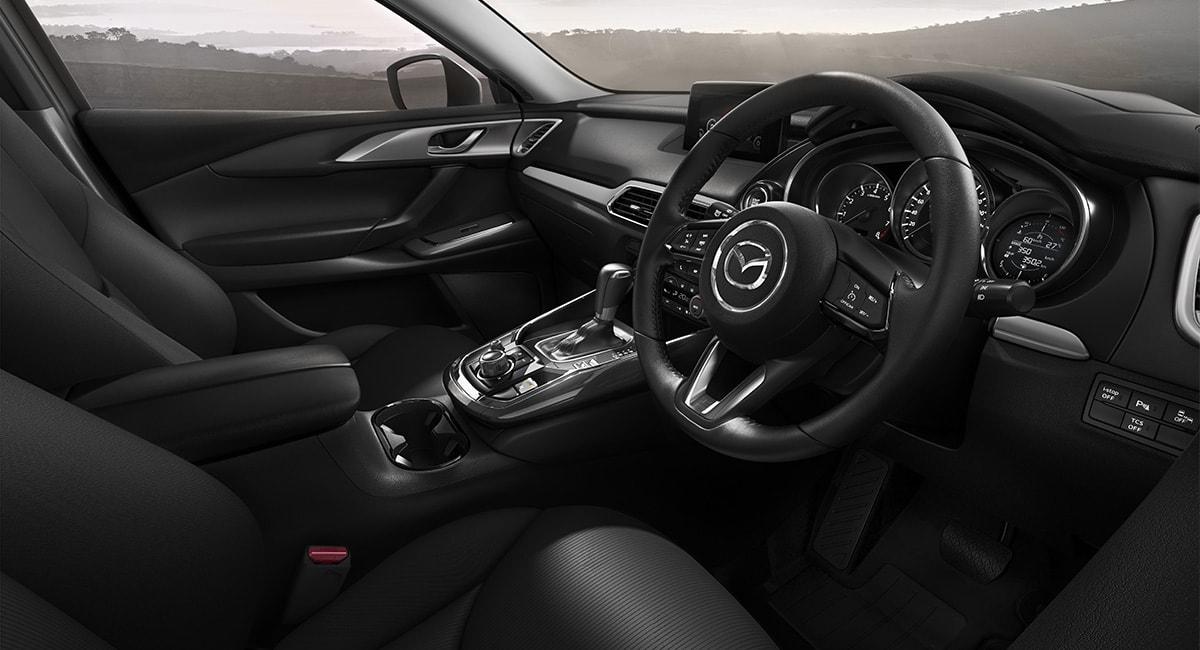 Mazda cx 9 australia 39 s best family suv for All blacks interiors