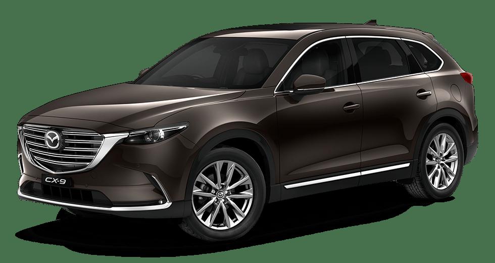 CX-9 Range | FWD or AWD