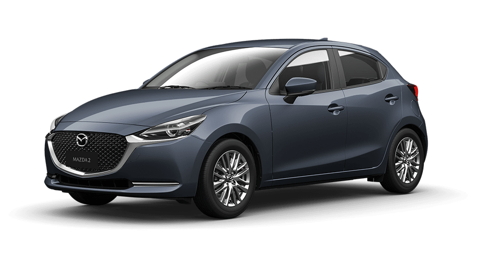 New MAZDA2 G15 EVOLVE | HATCH