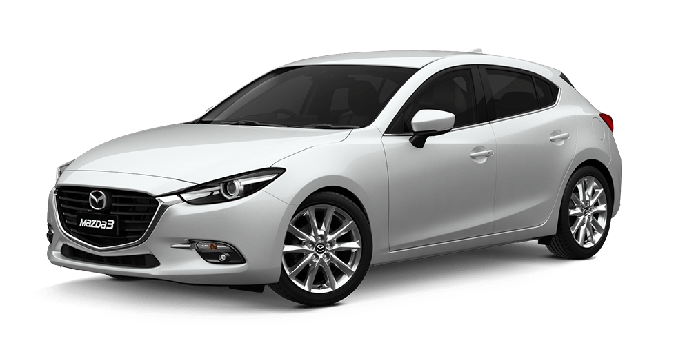 Mazda3 SP25 GT | Sedan and Hatch