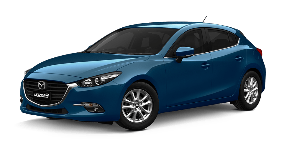 Mazda3 Touring | Sedan and Hatch