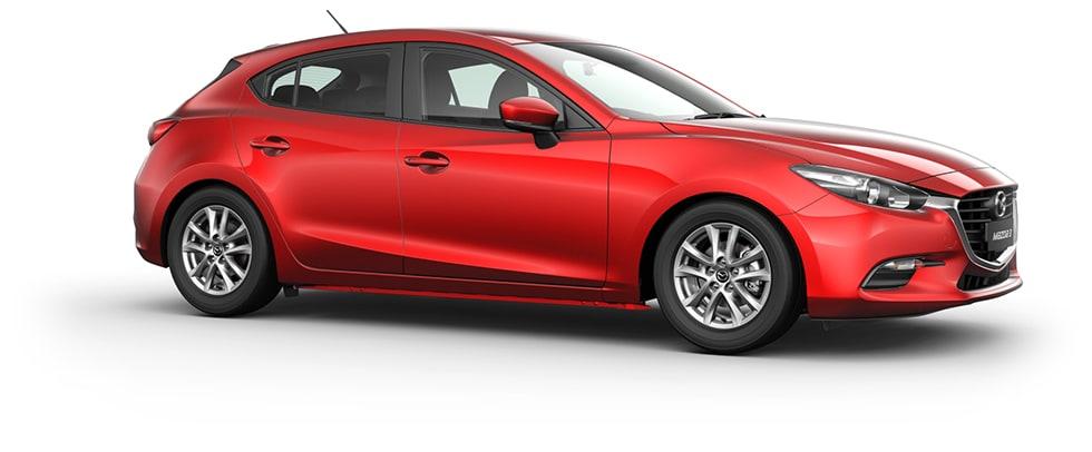 Mazda 3 dimensions
