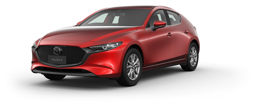 Mazda 3 fuel capacity