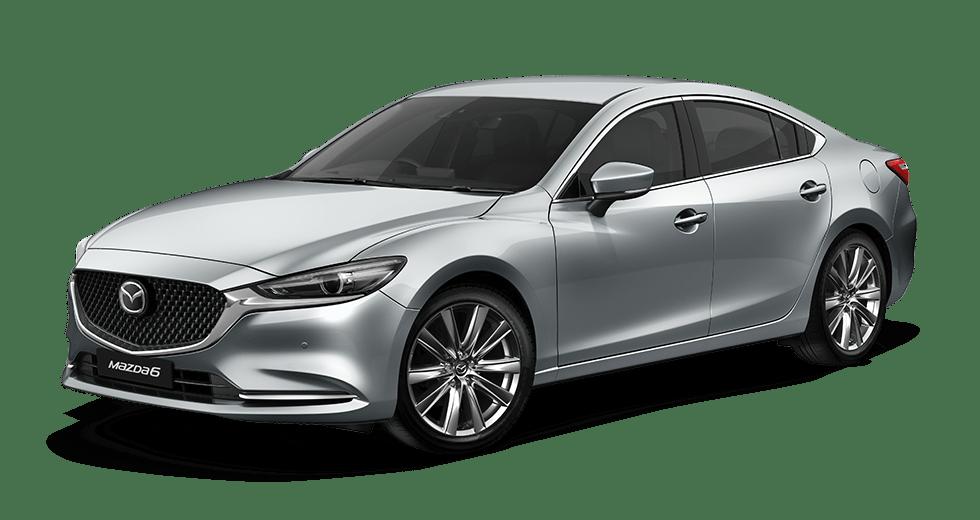 New Mazda6 GT | Sedan