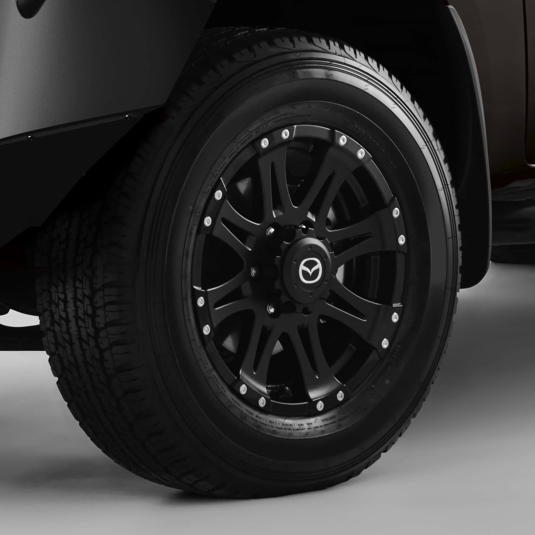 17-Inch 8-Spoke Alloy Wheels