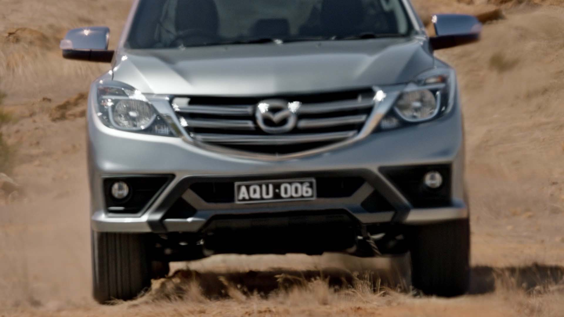 Mazda Bt 50 4x4 4x2 That S Built Like A Bt 50