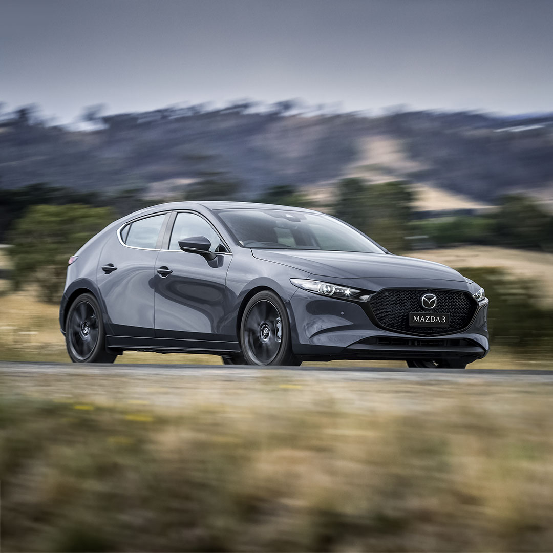 Next Gen Mazda3 Has Arrived Mazda Australia