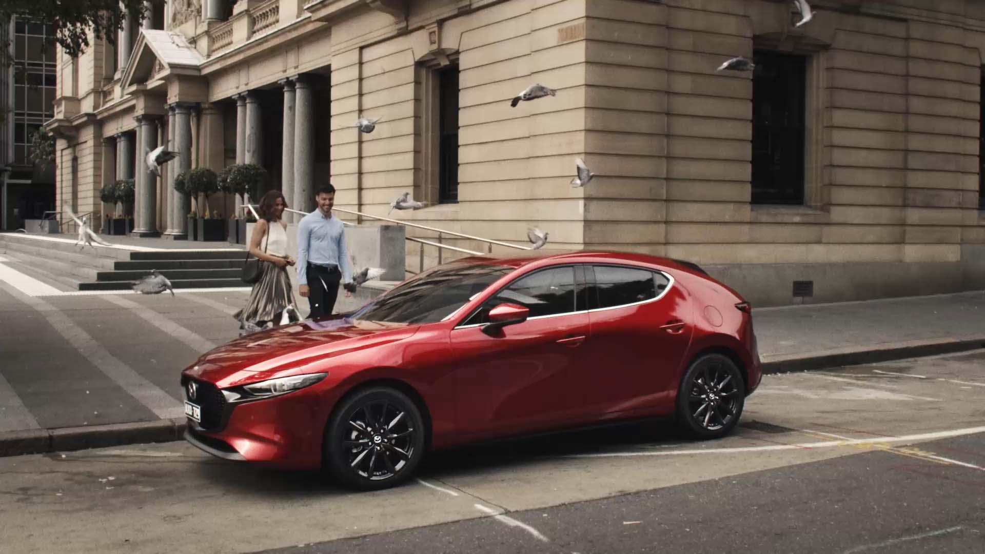 Next Gen Mazda3 Has Arrived Mazda Australia