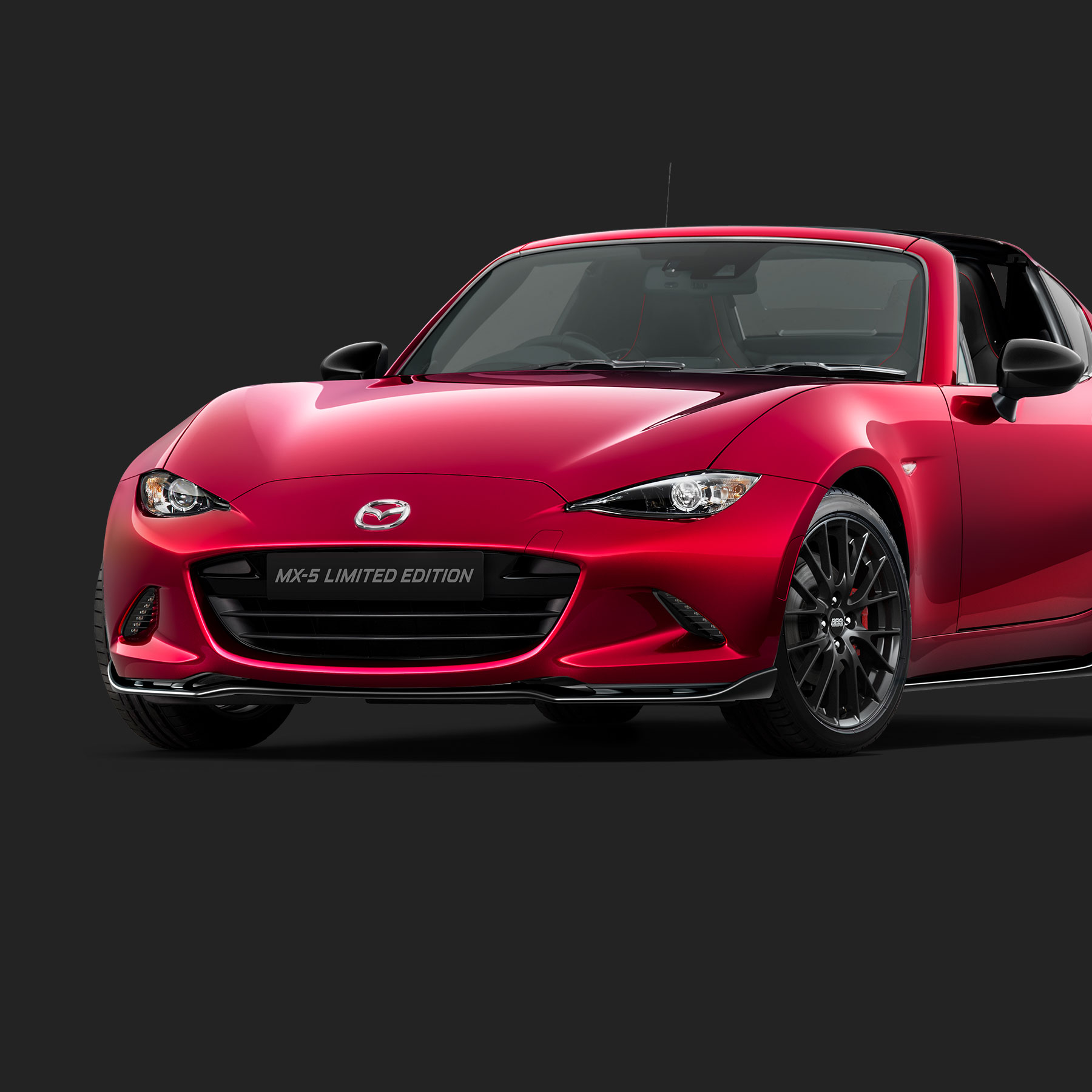mazda mx 5 rf limited edition register your interest. Black Bedroom Furniture Sets. Home Design Ideas
