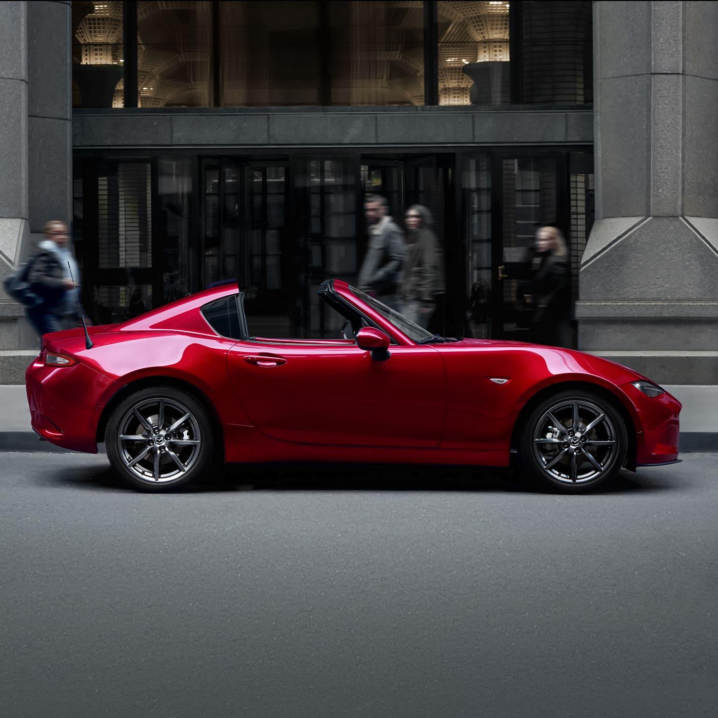 New Mazda MX-5 Sports Car