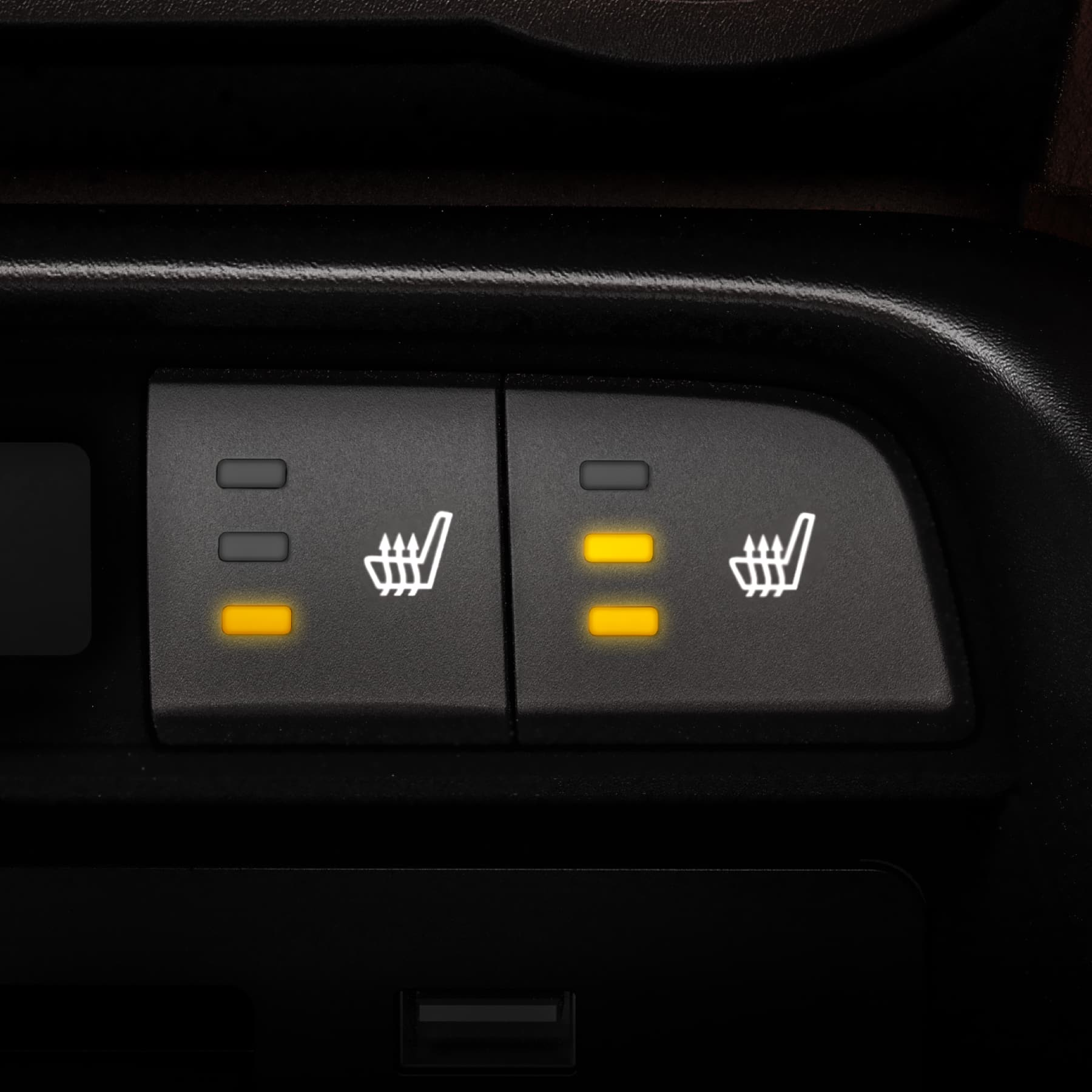 HEATED SEATS